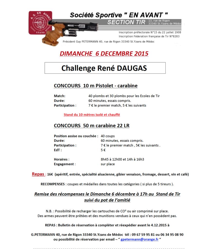 Challenge Daugas